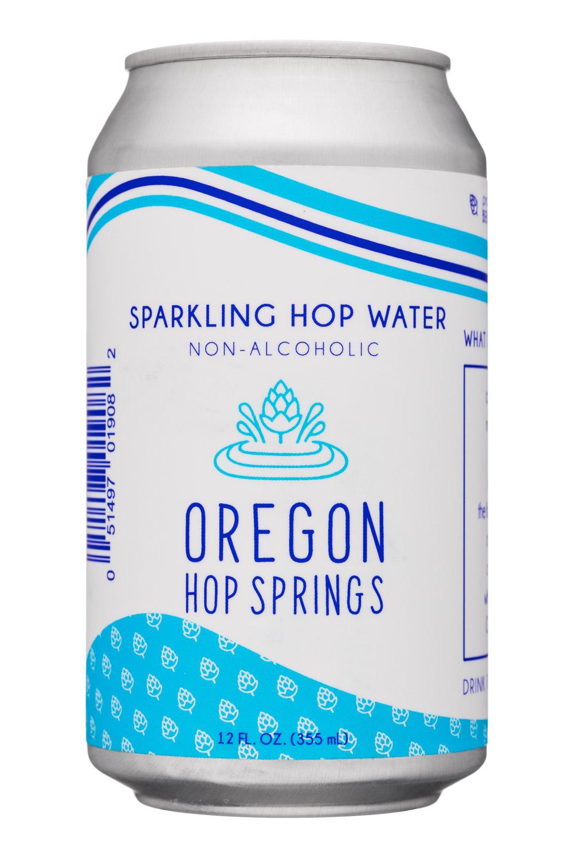 Sparkling Hop Water