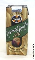 Kashmir Green Tea Latte