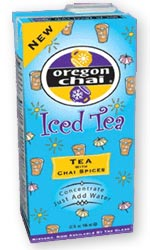 Iced Tea With Chai Spices