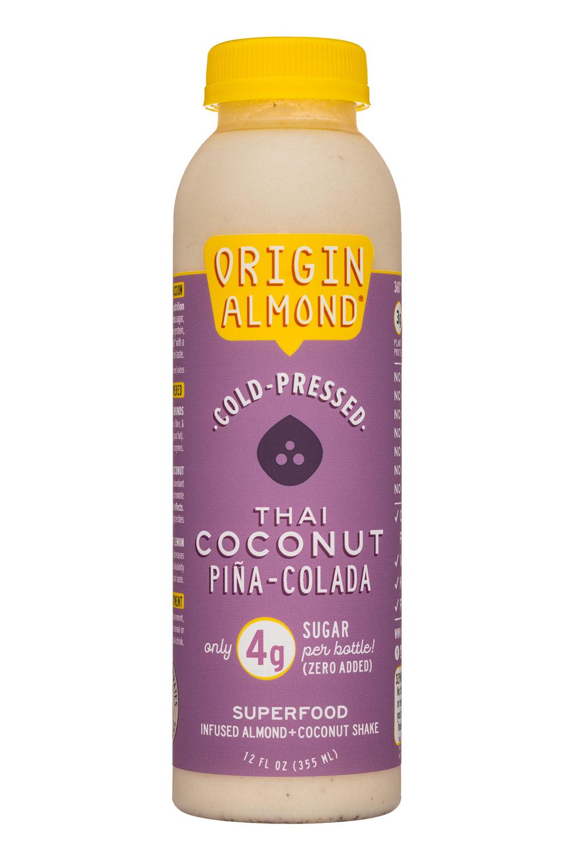 Thai Coconut Pina-Colada