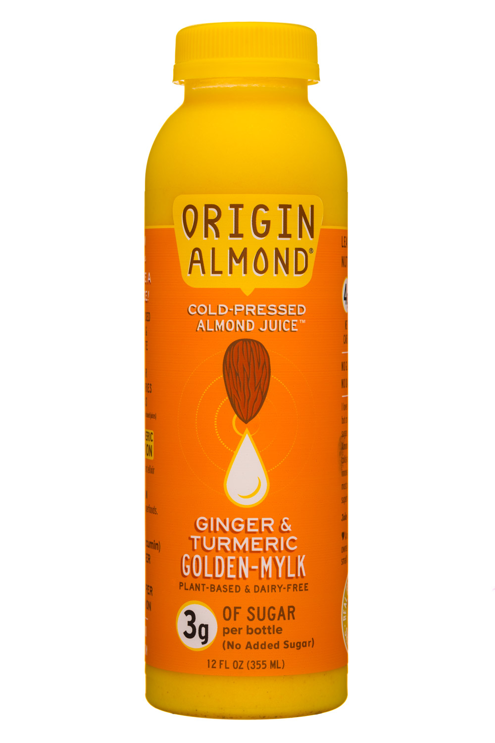 Ginger & Turmeric Golden-Mylk (2019)