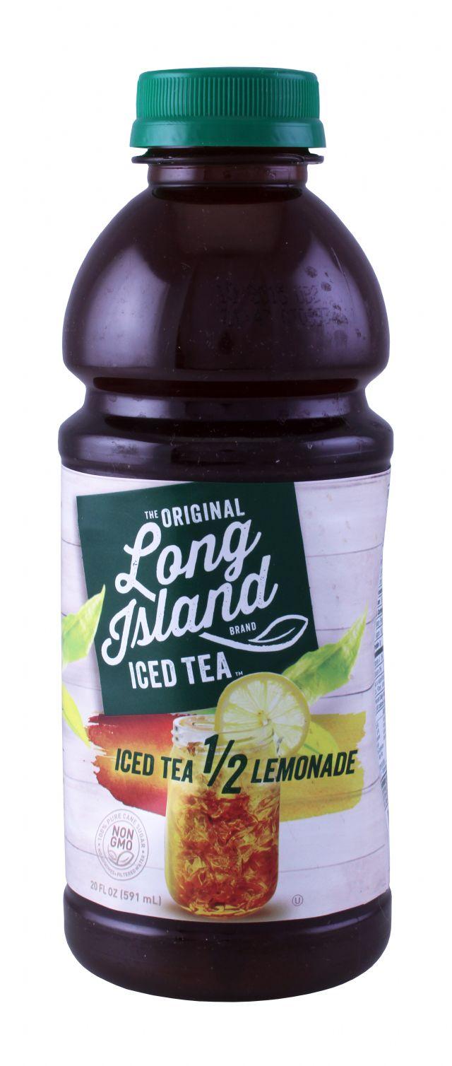 The Original Long Island Iced Tea: LongIsland HalfLemon Front