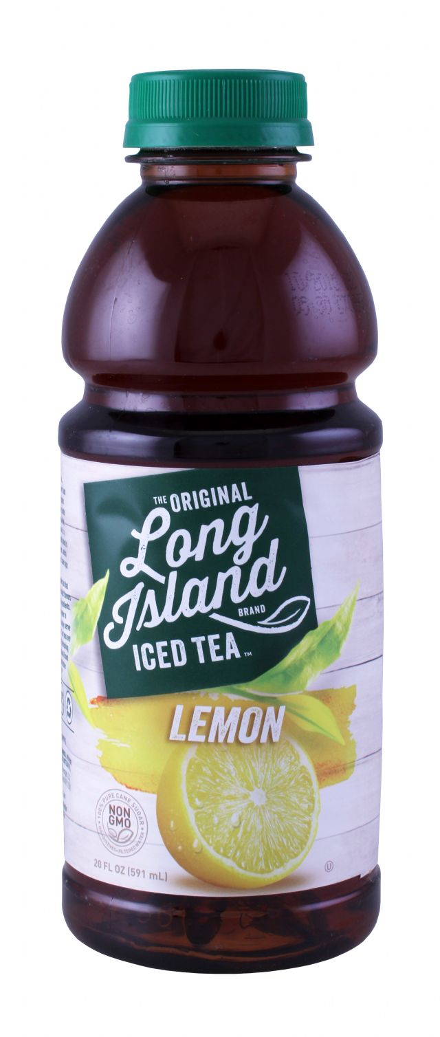 The Original Long Island Iced Tea: LongIsland Lemon Front