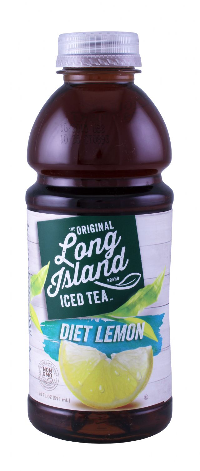 The Original Long Island Iced Tea: LongIsland DietLemon Front