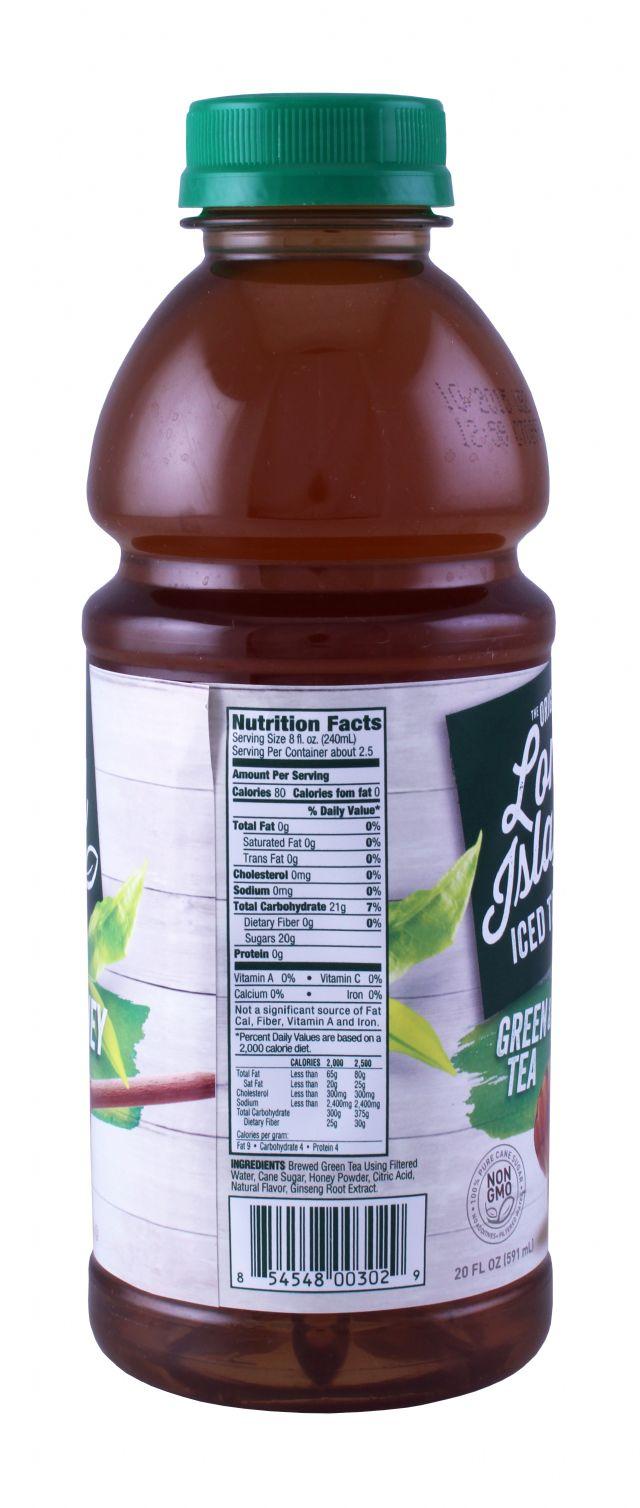 The Original Long Island Iced Tea: LongIsland GreenHoney Facts