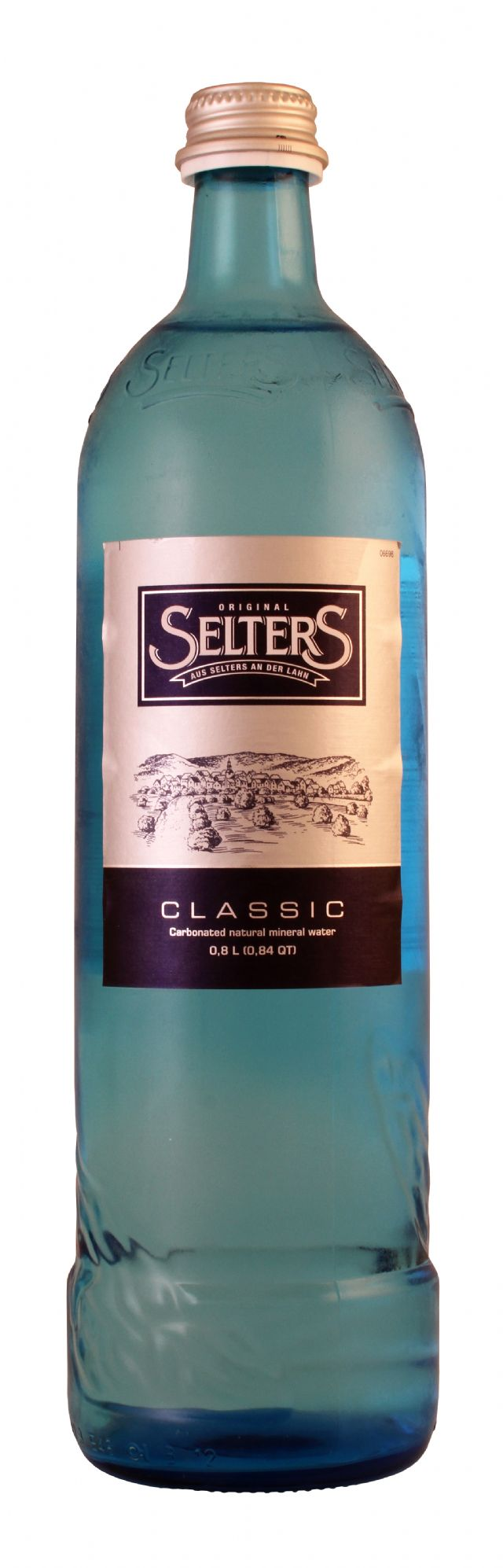 Original Selters Carbonated Natural Mineral Water: Selters Glass