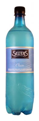 Original Selters Carbonated Natural Mineral Water: Selters PET