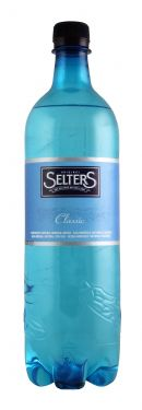 Original Selters Carbonated Natural Mineral Water: Selters Classic Front