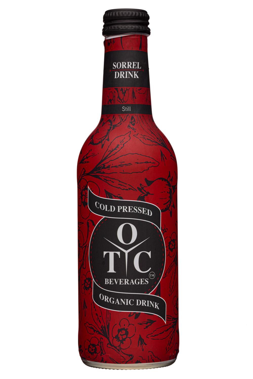 OTC Beverages: OTCBeverages-330ml-SorrelDrink-Still-Front