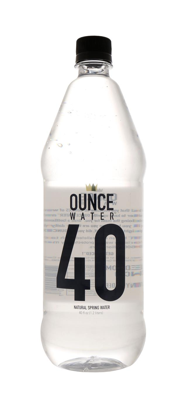 Ounce Water: OunceWater 40