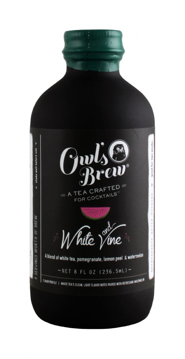 Owl's Brew: OwlsBrew SM WhiteVine Front