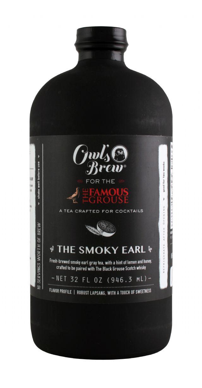 Owl's Brew: OwlsBrew SmokyEarl Front