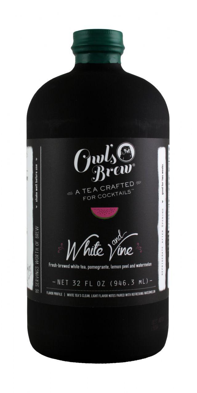 Owl's Brew: OwlsBrew WhiteVine Front