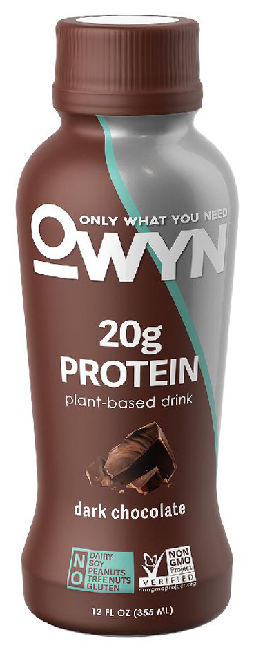 OWYN: Only What You Need: OWYN_DarkChocolate_Front