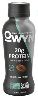 OWYN: Only What You Need: OWYN_ColdBrew_Front