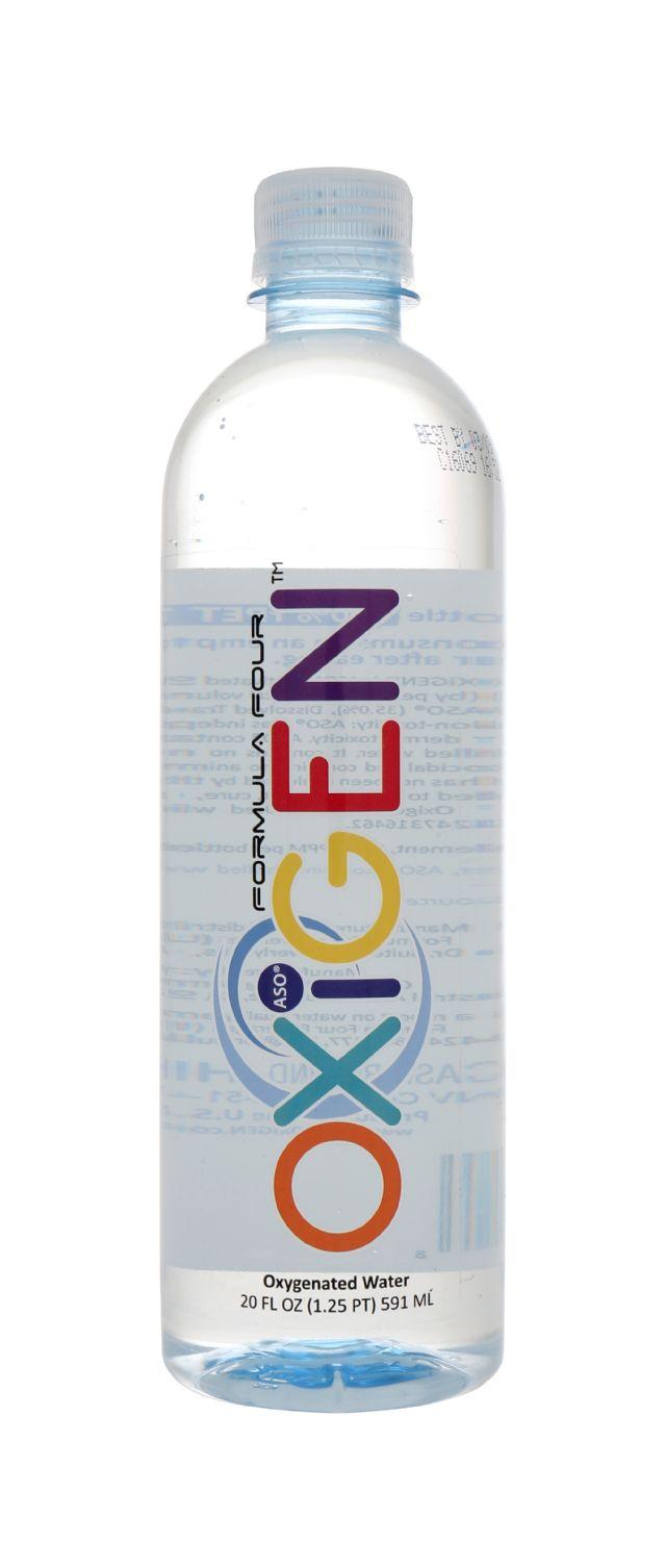 OXiGEN: ASOxigen Water