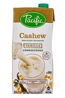 Pacific: Pacific-32oz-CashewMilk-Vanilla-Front