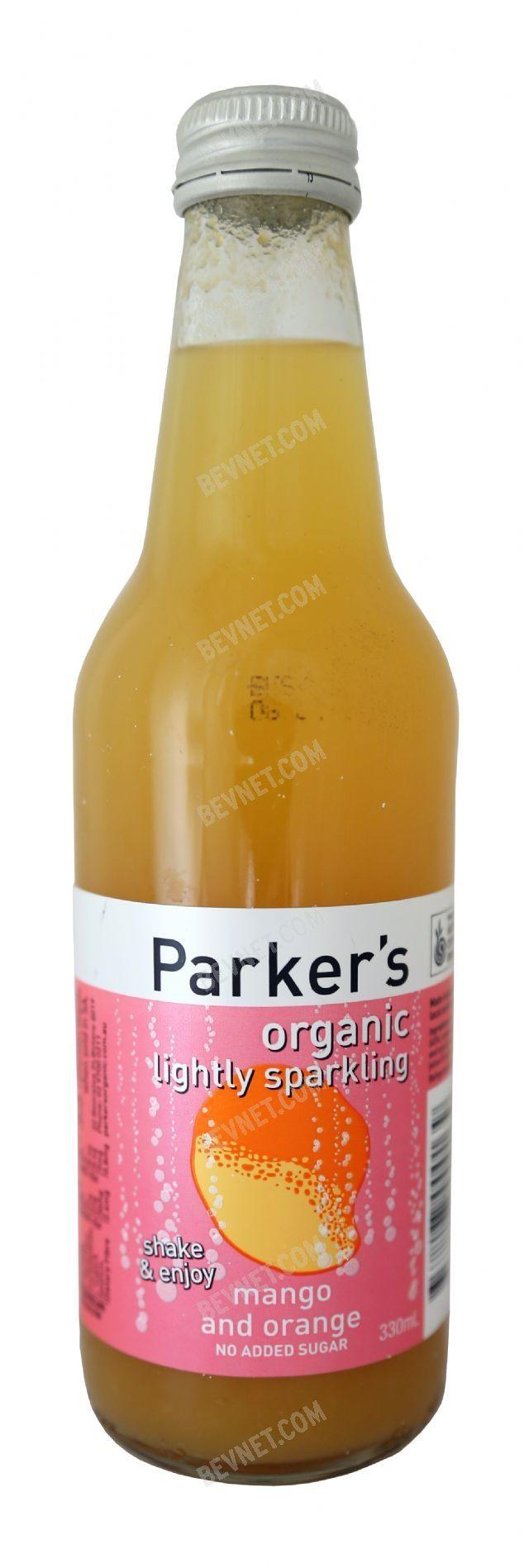 Parker's Organic Juices: