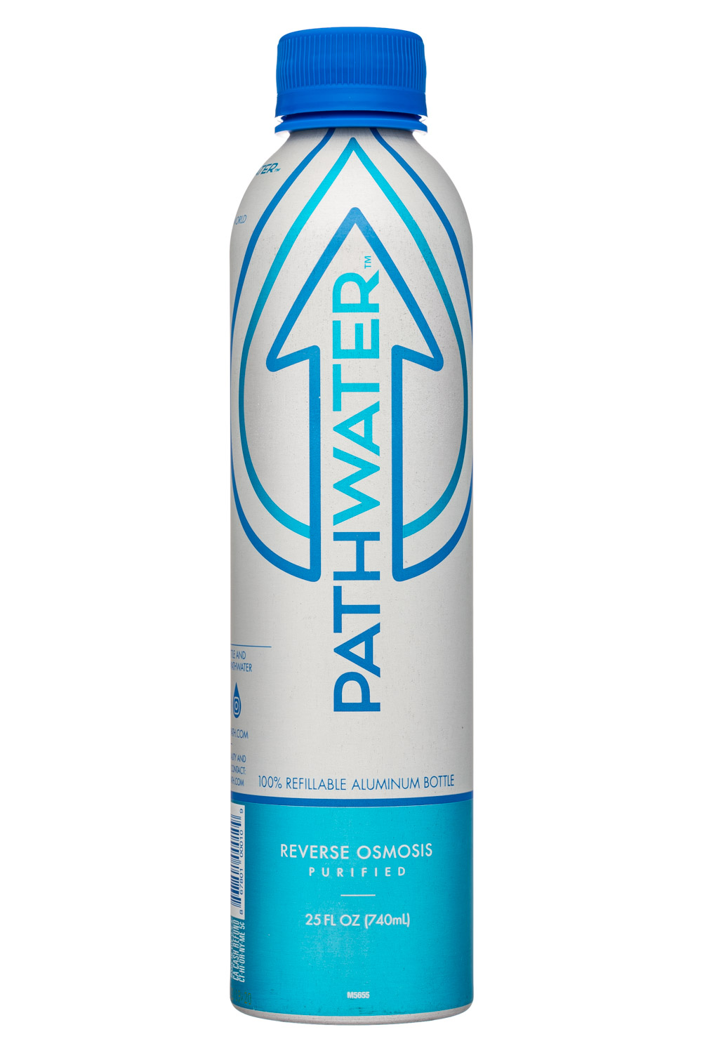Reverse Osmosis Purified (25oz)