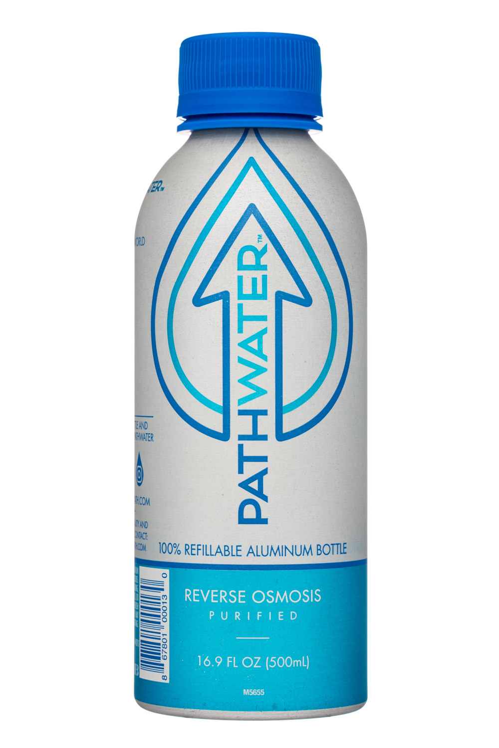 Reverse Osmosis Purified (17oz)