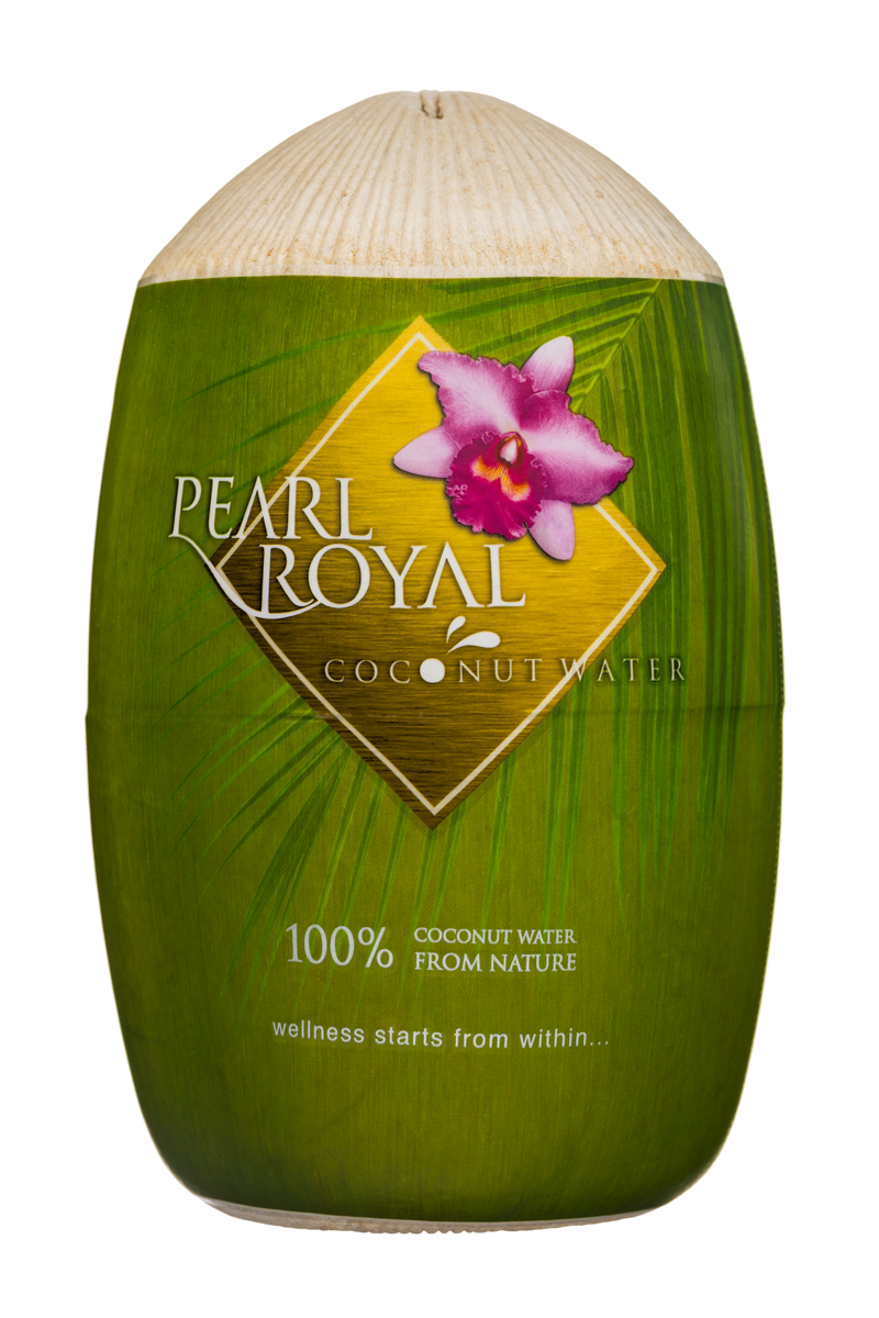 Pearl Royal: PearlRoyal-CoconutWater-Front