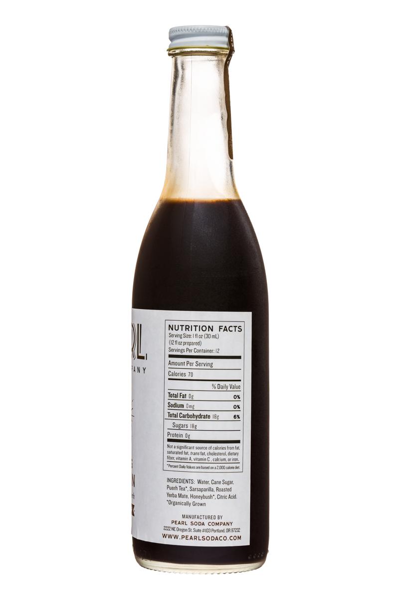 Pearl Soda Company: PearlSodaCo-12oz-DancingDragon-Facts