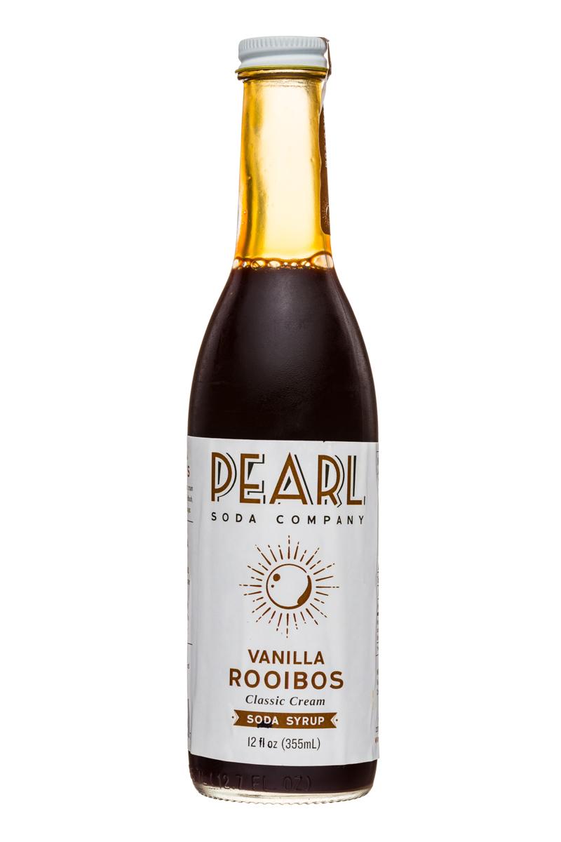 Pearl Soda Company: PearlSodaCo-12oz-VanillaRooibos-Front
