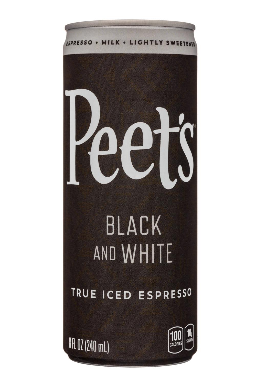 Black & White Iced Espresso