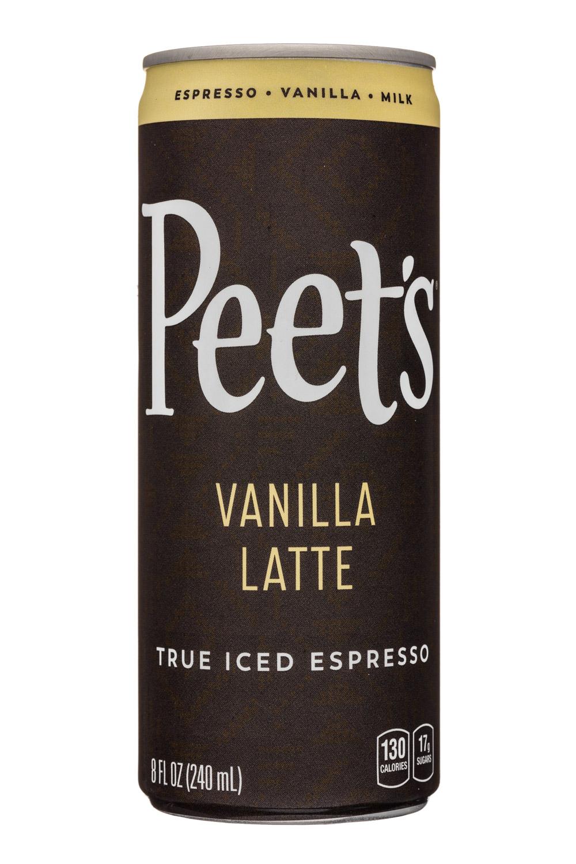 Vanilla Latte Iced Espresso