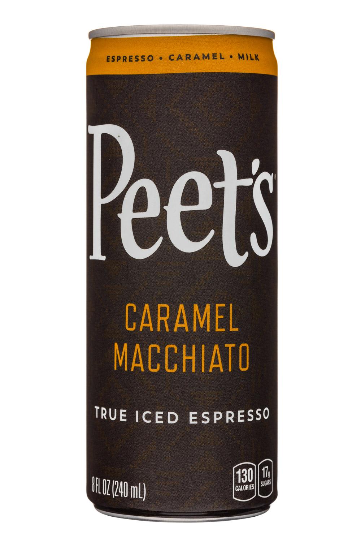 Caramel Macchiato Iced Espresso