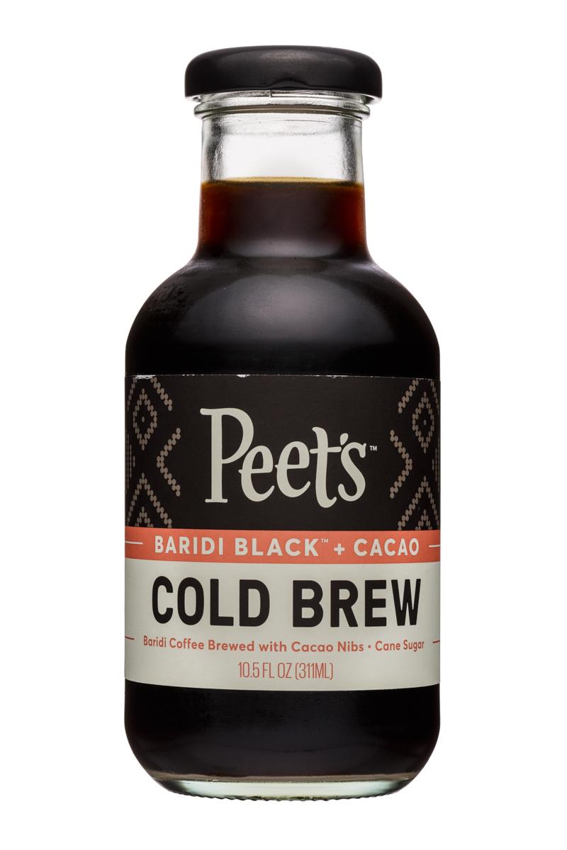 Baridi Black + Cacao Cold Brew