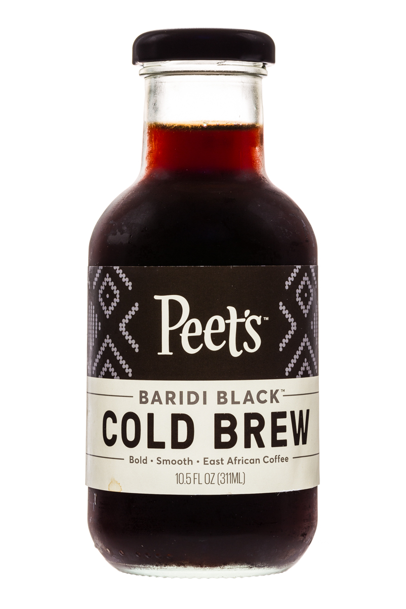 Peet's Coffee: Peets-ColdBrew-10oz-BaridiBlack-1