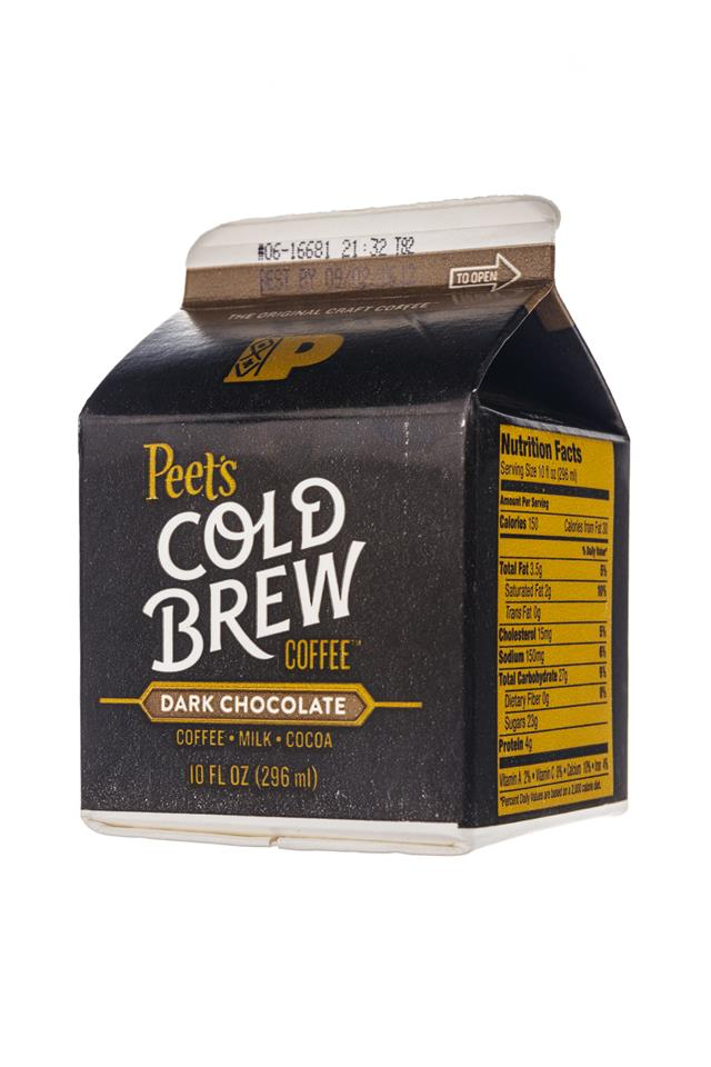 Peet's Coffee: Peets-ColdBrew-DarkChocolate-Front