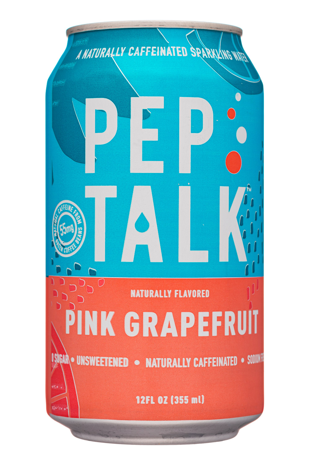 Pink Grapefruit - Naturally Caffeinated