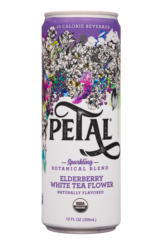 Elderberry White Tea Flower
