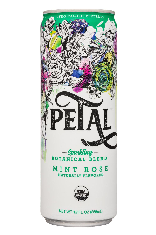 Petal: Petal-12oz-SparklingRose-Mint-Front
