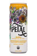 Petal: Petal-12oz-SparklingBotanical-LemongrassDandi-Front