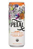 Petal: Petal-12oz-SparklingRose-Lychee-Front