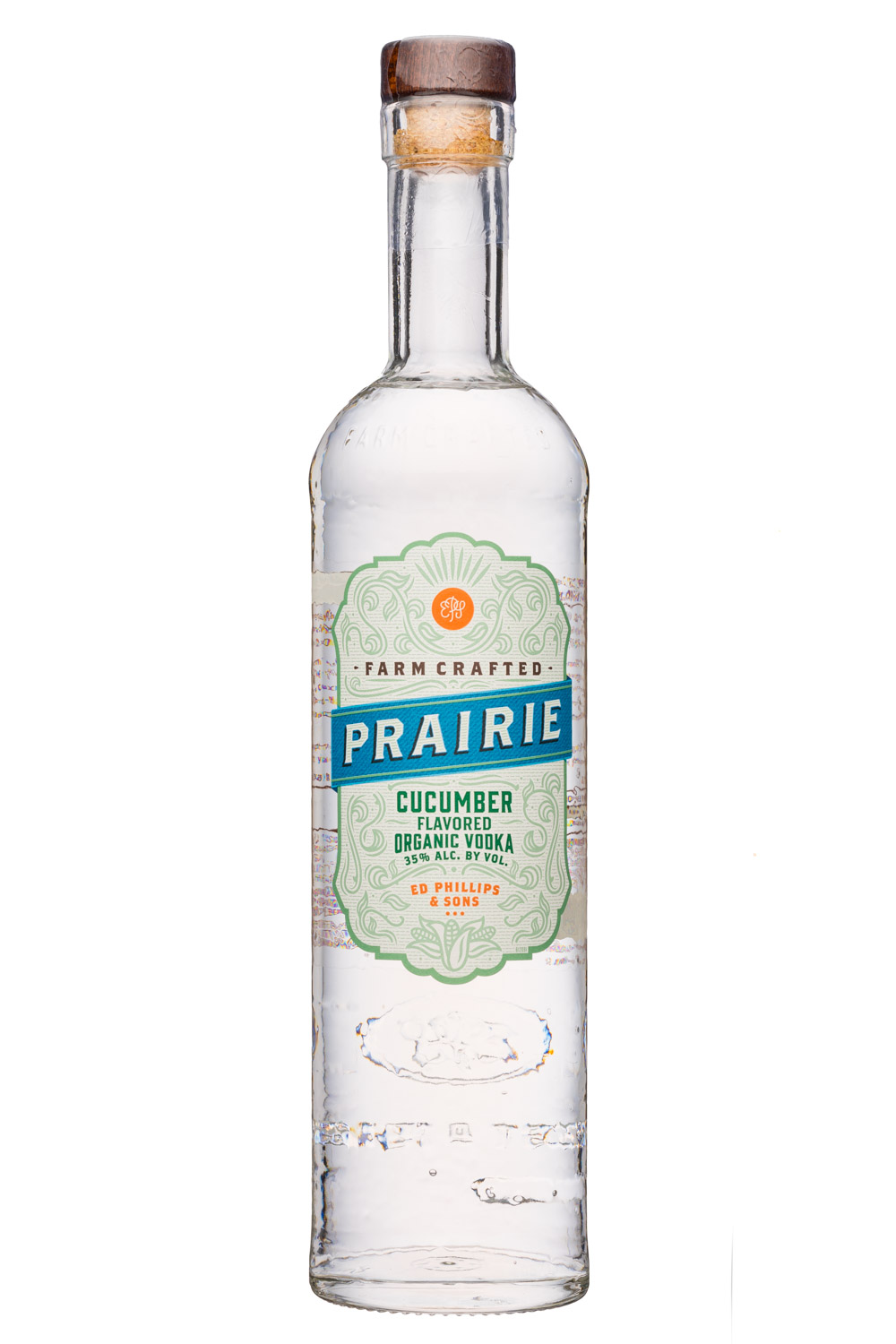 Prairie Organic Cucumber Flavored Vodka