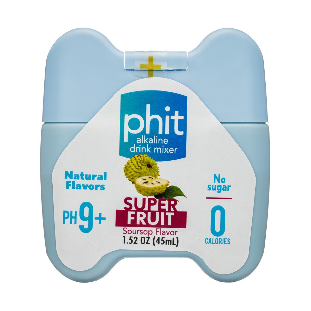 pHit: phit-1oz-AlkalineMixer-Superfruit-Front