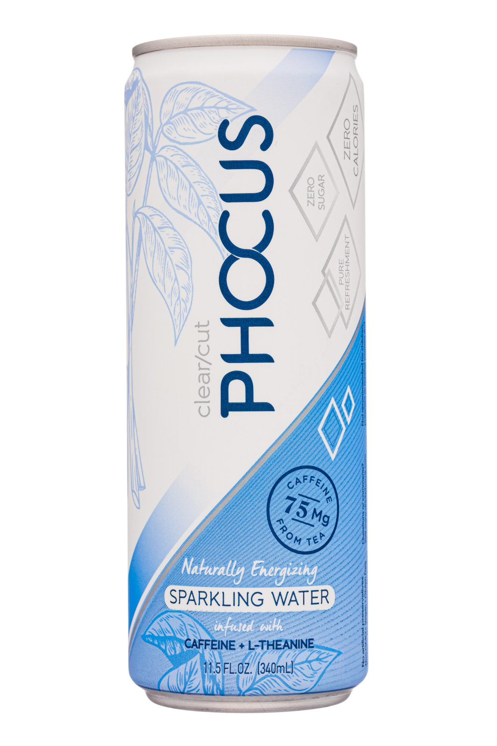 Naturally Energizing Sparkling Water 2020