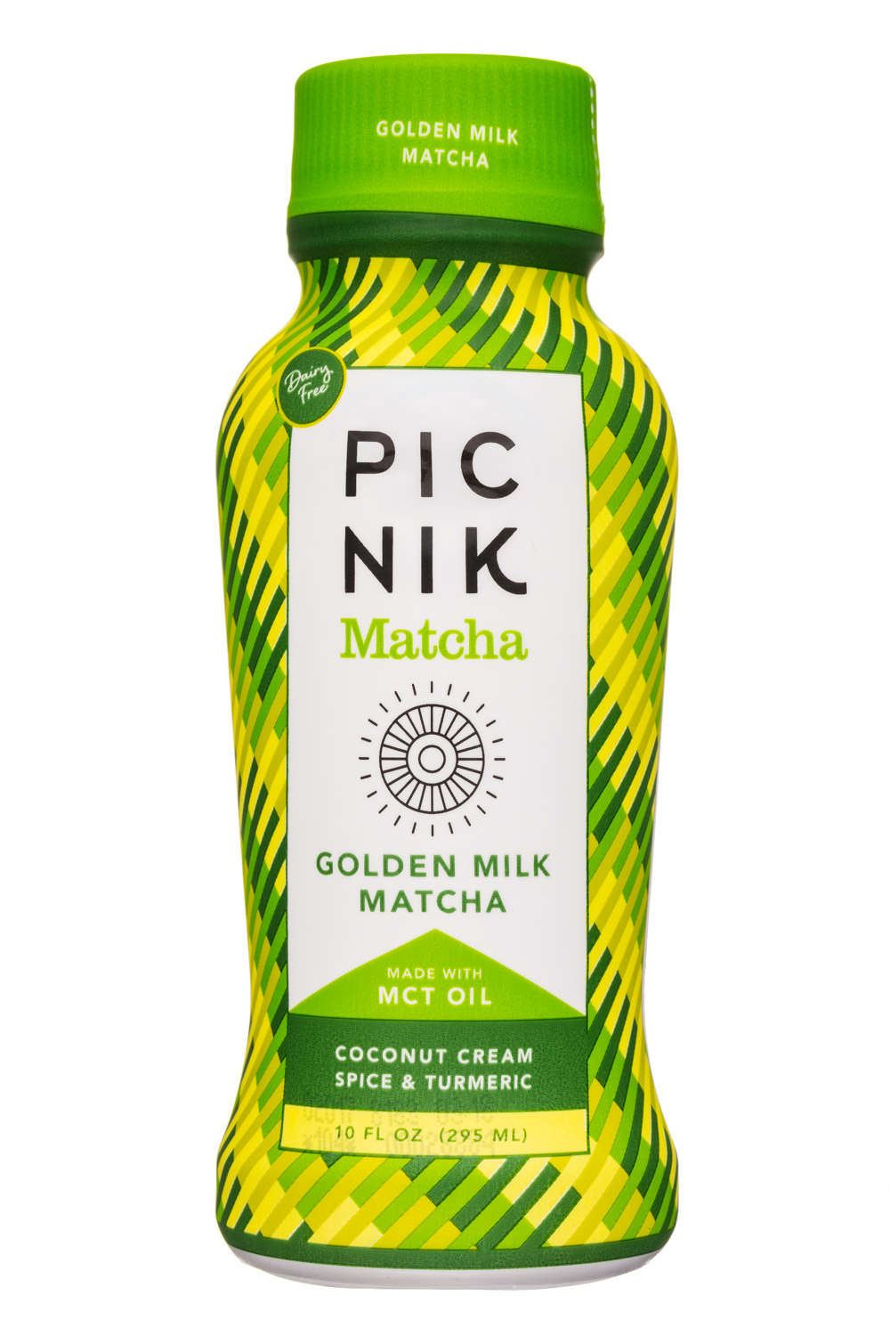 Golden Matcha Milk