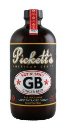 Pickett's Ginger Beer: Picketts HotSpicy Front