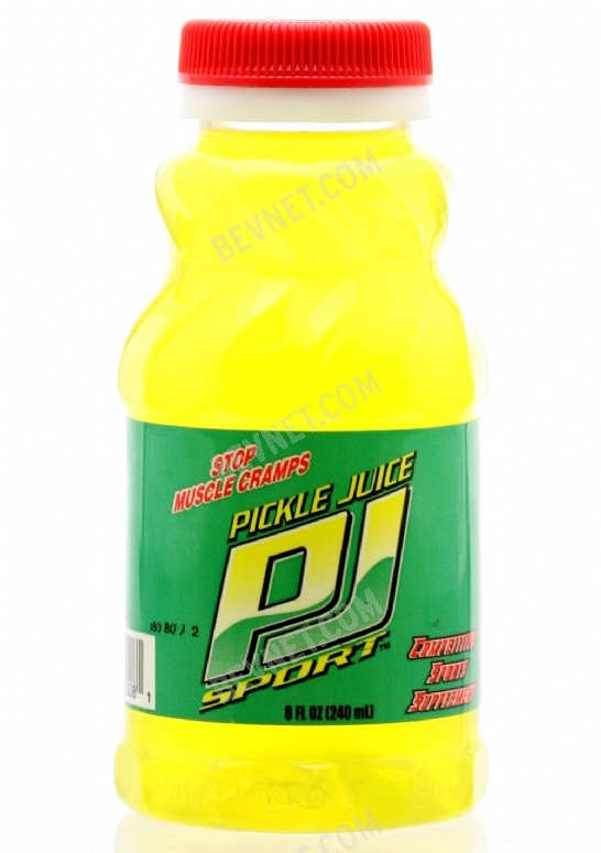 Pickle Juice: Pickle Juice Sport 8oz