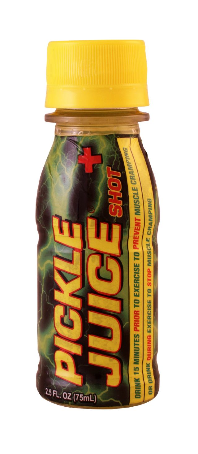Pickle Juice: PickleJuice Front