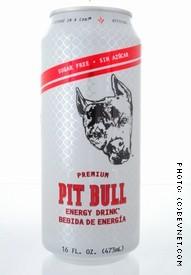 Sugar Free Pit Bull (16oz)