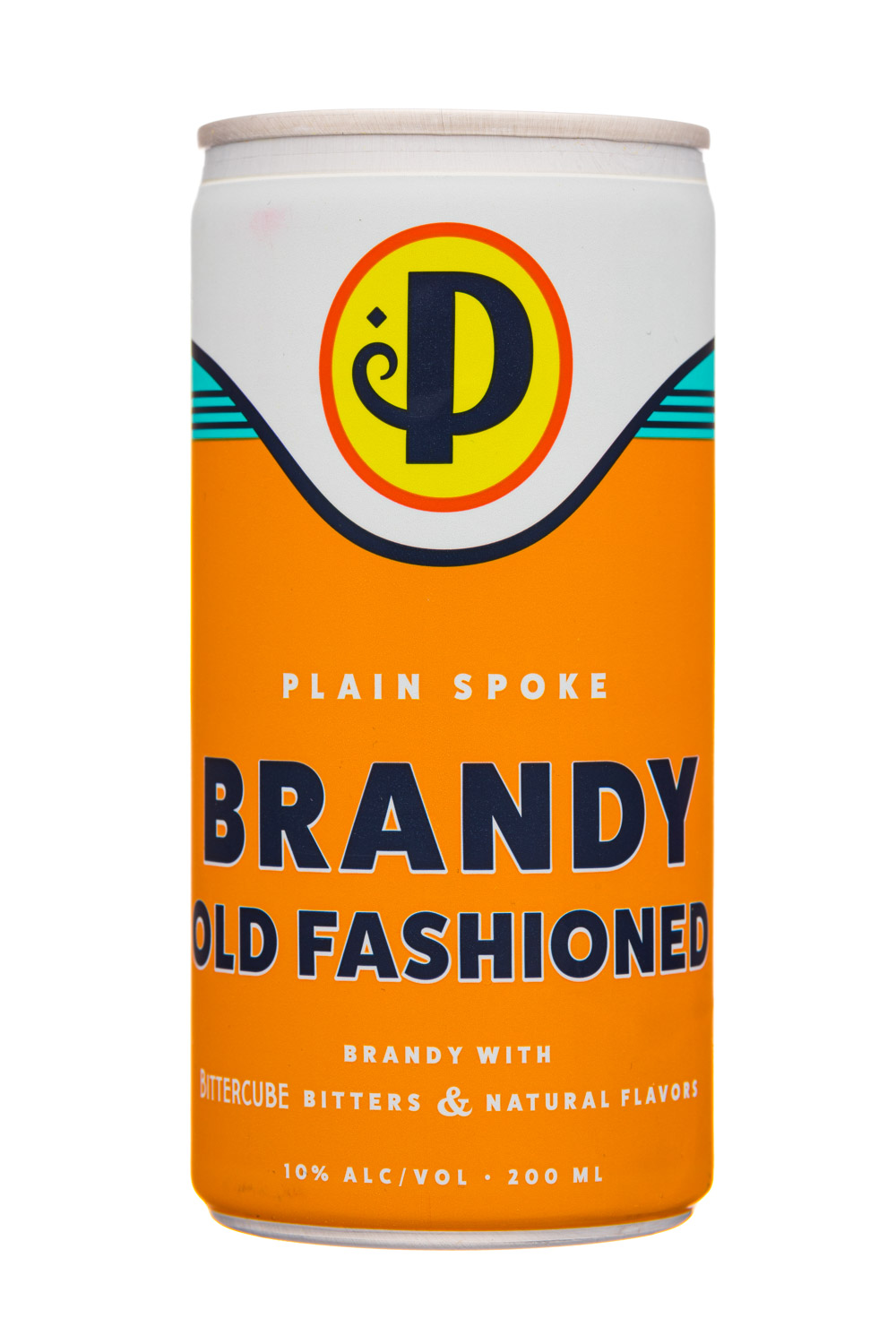 Plain Spoke Cocktail Co.: PlainSpoke-200ml-BrandyOldFash