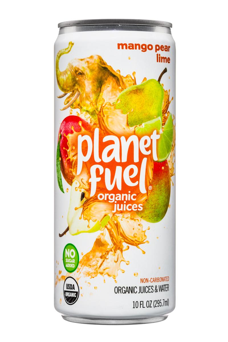 Planet Fuel: PlanetFuel-10oz-MangoPear-Front