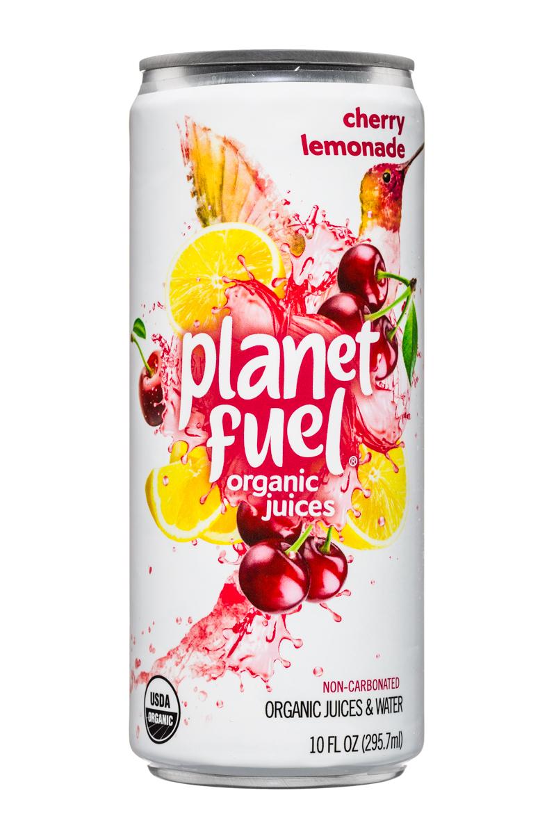 Planet Fuel: PlanetFuel-10oz-CherryLemonade-Front