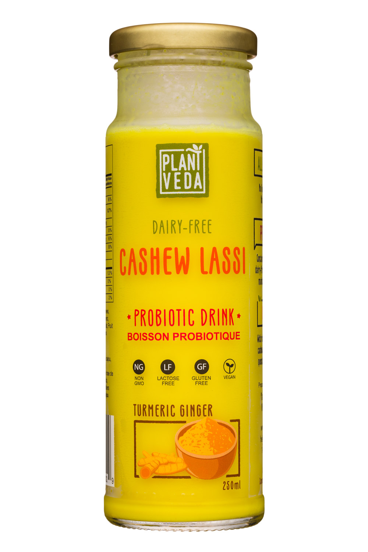 Cashew Lassi - Turmeric Ginger